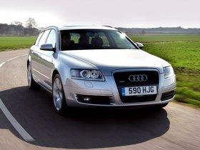Fotos de Audi A6 4.2 Quattro Avant UK 2005