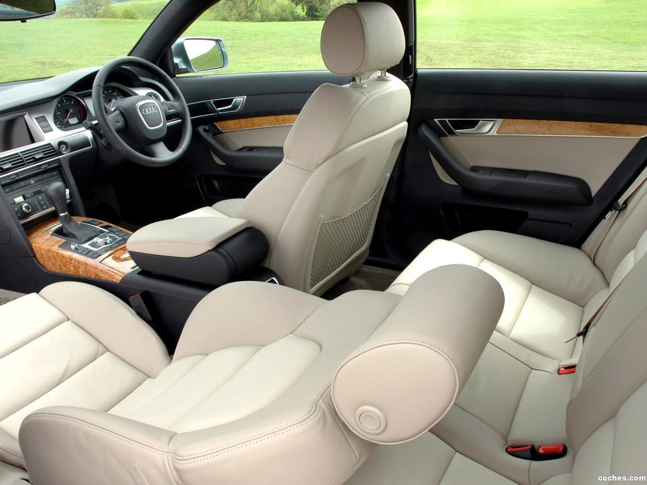 Foto 11 de Audi A6 Allroad 2.7 TDI Quattro UK 2008