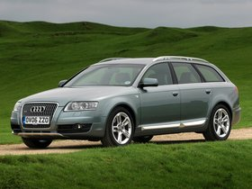 Fotos de Audi A6 Allroad 2.7 TDI Quattro UK 2008