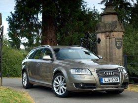Ver foto 11 de Audi A6 Allroad 2.7 TDI Quattro UK 2008