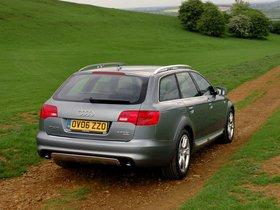 Ver foto 10 de Audi A6 Allroad 2.7 TDI Quattro UK 2008