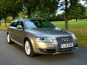 Ver foto 9 de Audi A6 Allroad 2.7 TDI Quattro UK 2008