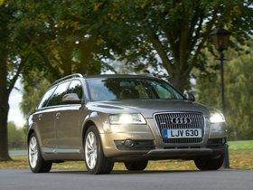 Ver foto 7 de Audi A6 Allroad 2.7 TDI Quattro UK 2008