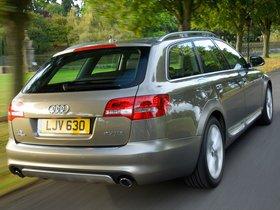 Ver foto 6 de Audi A6 Allroad 2.7 TDI Quattro UK 2008