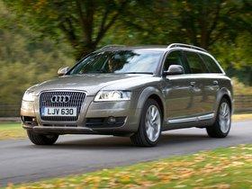 Ver foto 5 de Audi A6 Allroad 2.7 TDI Quattro UK 2008