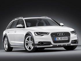 Ver foto 14 de Audi A6 Allroad Quattro 2012