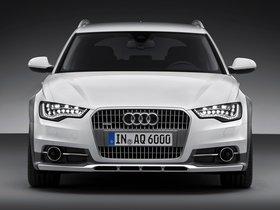 Ver foto 7 de Audi A6 Allroad Quattro 2012