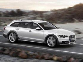 Ver foto 5 de Audi A6 Allroad Quattro 2012