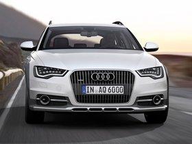 Ver foto 3 de Audi A6 Allroad Quattro 2012