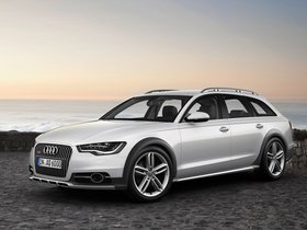Fotos de Audi A6 Allroad Quattro 2012