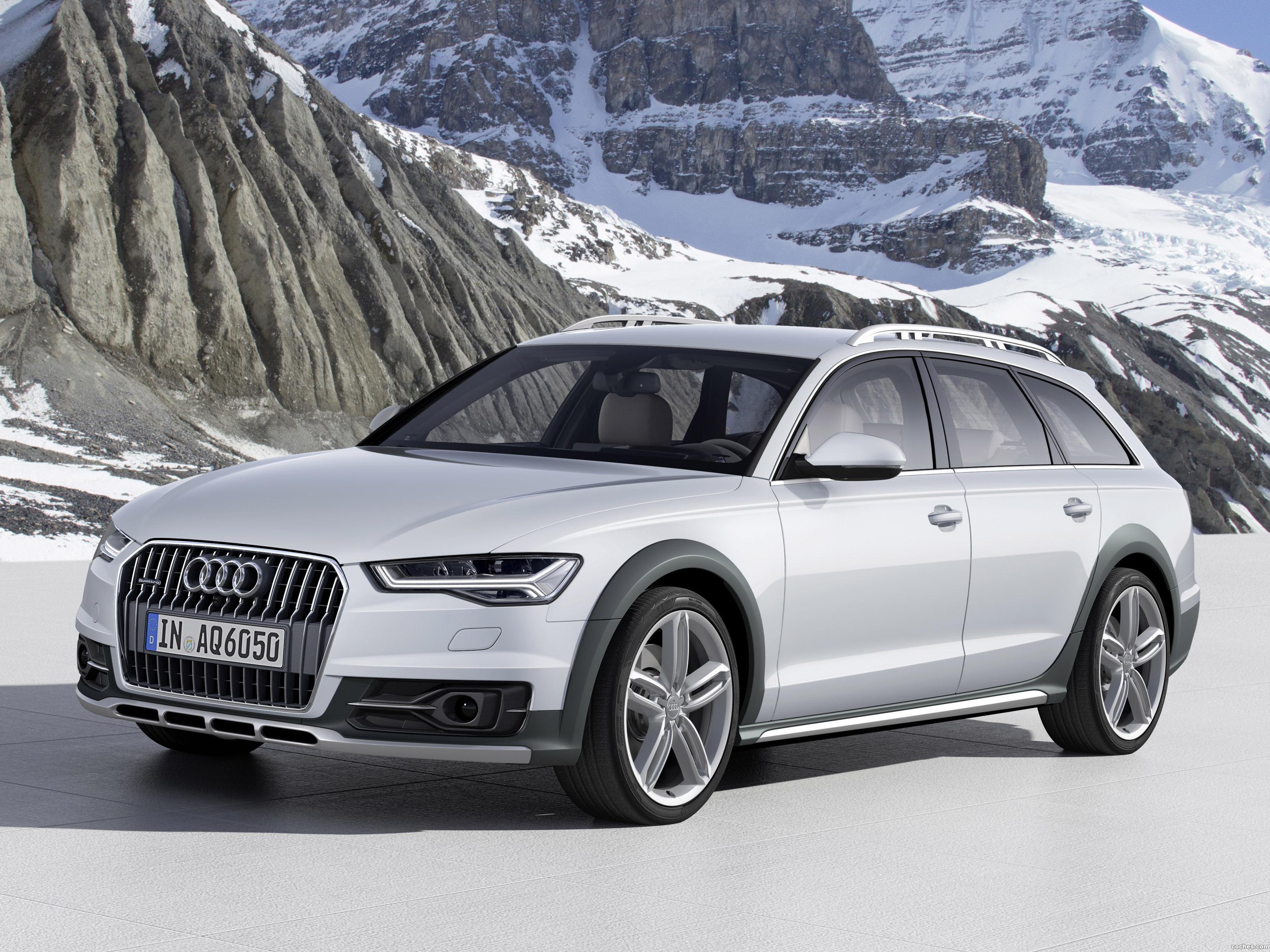 Foto 0 de Audi A6 Allroad Quattro 2015