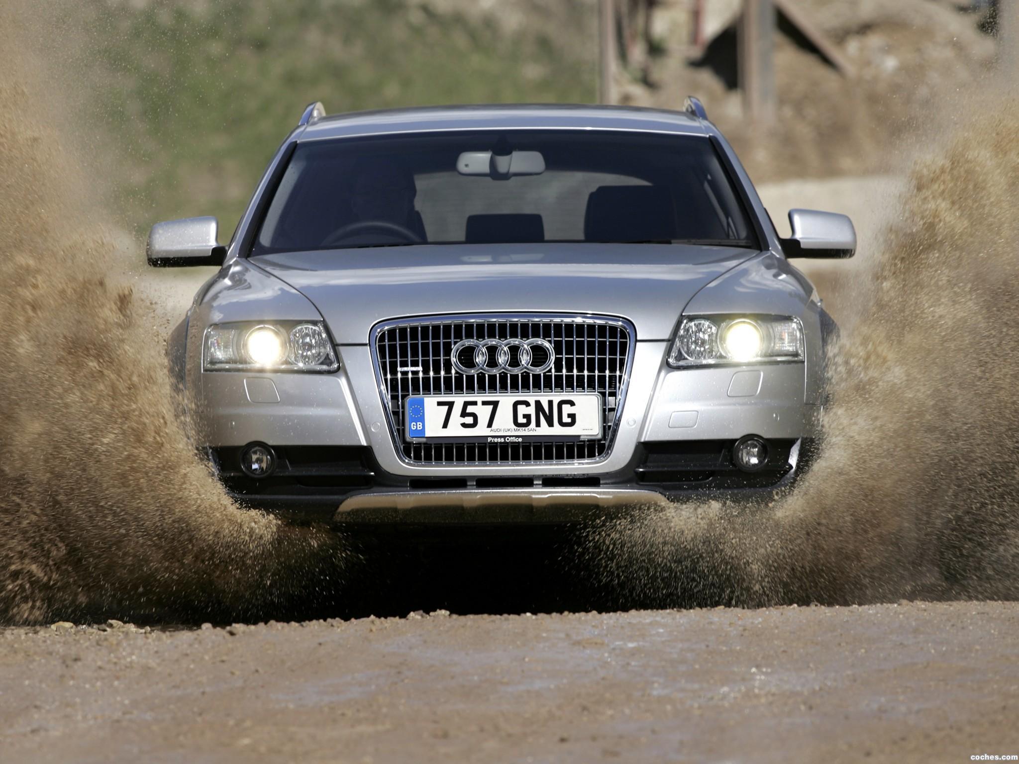 Foto 0 de Audi A6 Allroad 3.2 Quattro UK 2006