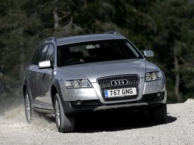 Ver foto 6 de Audi A6 Allroad 3.2 Quattro UK 2006