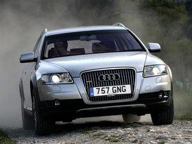 Ver foto 4 de Audi A6 Allroad 3.2 Quattro UK 2006
