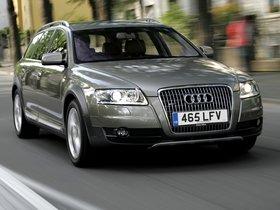 Ver foto 3 de Audi A6 Allroad 3.2 Quattro UK 2006