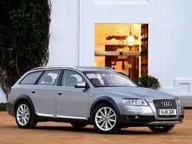 Ver foto 2 de Audi A6 Allroad 3.2 Quattro UK 2006