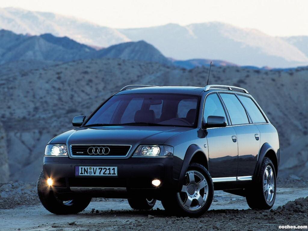 Foto 0 de Audi A6 Allroad Quattro 1999