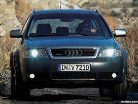 Ver foto 9 de Audi A6 Allroad Quattro 1999