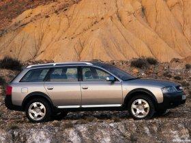Ver foto 8 de Audi A6 Allroad Quattro 1999