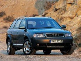 Ver foto 3 de Audi A6 Allroad Quattro 1999