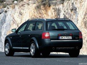 Ver foto 2 de Audi A6 Allroad Quattro 1999