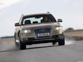 Ver foto 5 de Audi A6 Allroad Quattro 2006