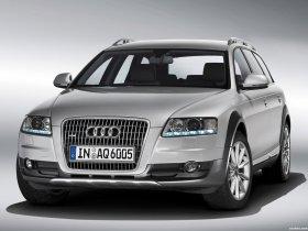 Fotos de Audi A6 Allroad Quattro 2009
