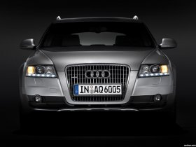Ver foto 4 de Audi A6 Allroad Quattro 2009