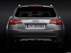 Ver foto 2 de Audi A6 Allroad Quattro 2009