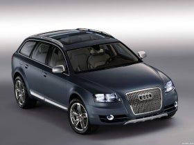 Ver foto 7 de Audi A6 Allroad Quattro Concept 2005
