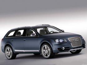 Ver foto 5 de Audi A6 Allroad Quattro Concept 2005