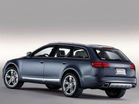 Ver foto 4 de Audi A6 Allroad Quattro Concept 2005