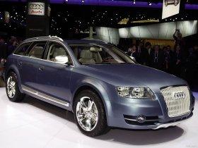 Ver foto 3 de Audi A6 Allroad Quattro Concept 2005