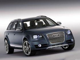 Fotos de Audi A6 Allroad Quattro Concept 2005