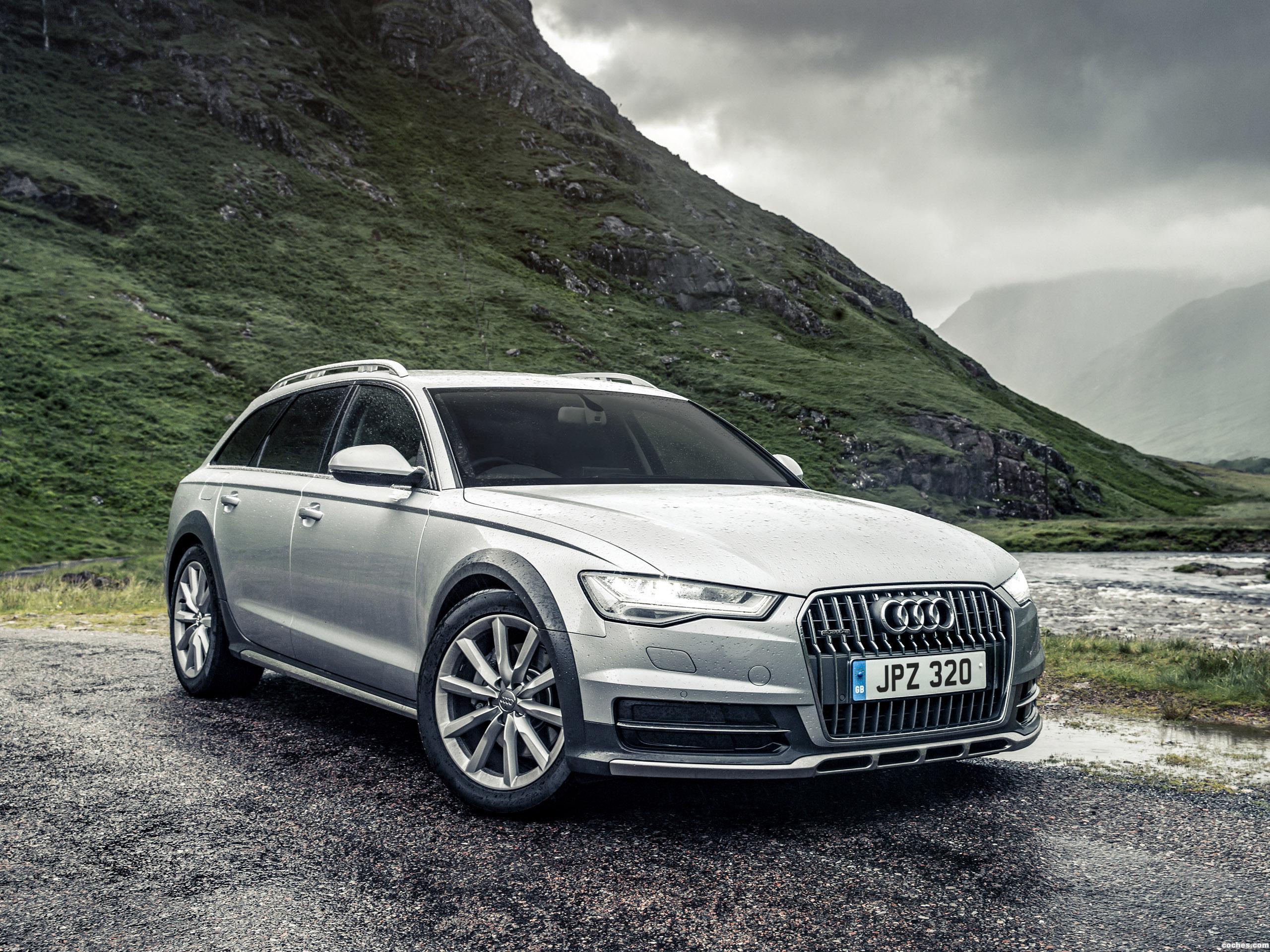 Foto 0 de Audi A6 Allroad TDI Quattro UK 2014