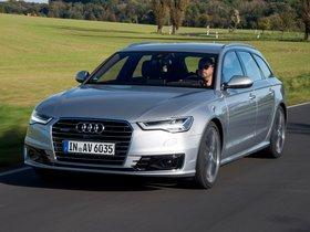Ver foto 9 de Audi A6 Avant 2.0 TDI S-Line 2015