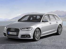 Fotos de Audi A6 Avant 2.0 TDI S-Line 2015