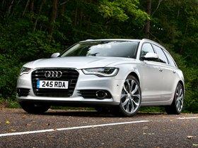 Ver foto 5 de Audi A6 Avant 2.0 TDi Ultra UK 2014