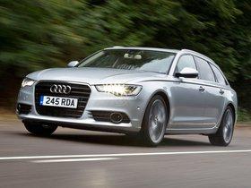Ver foto 4 de Audi A6 Avant 2.0 TDi Ultra UK 2014