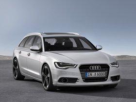 Ver foto 3 de Audi A6 Avant 2.0 TDi Ultra UK 2014