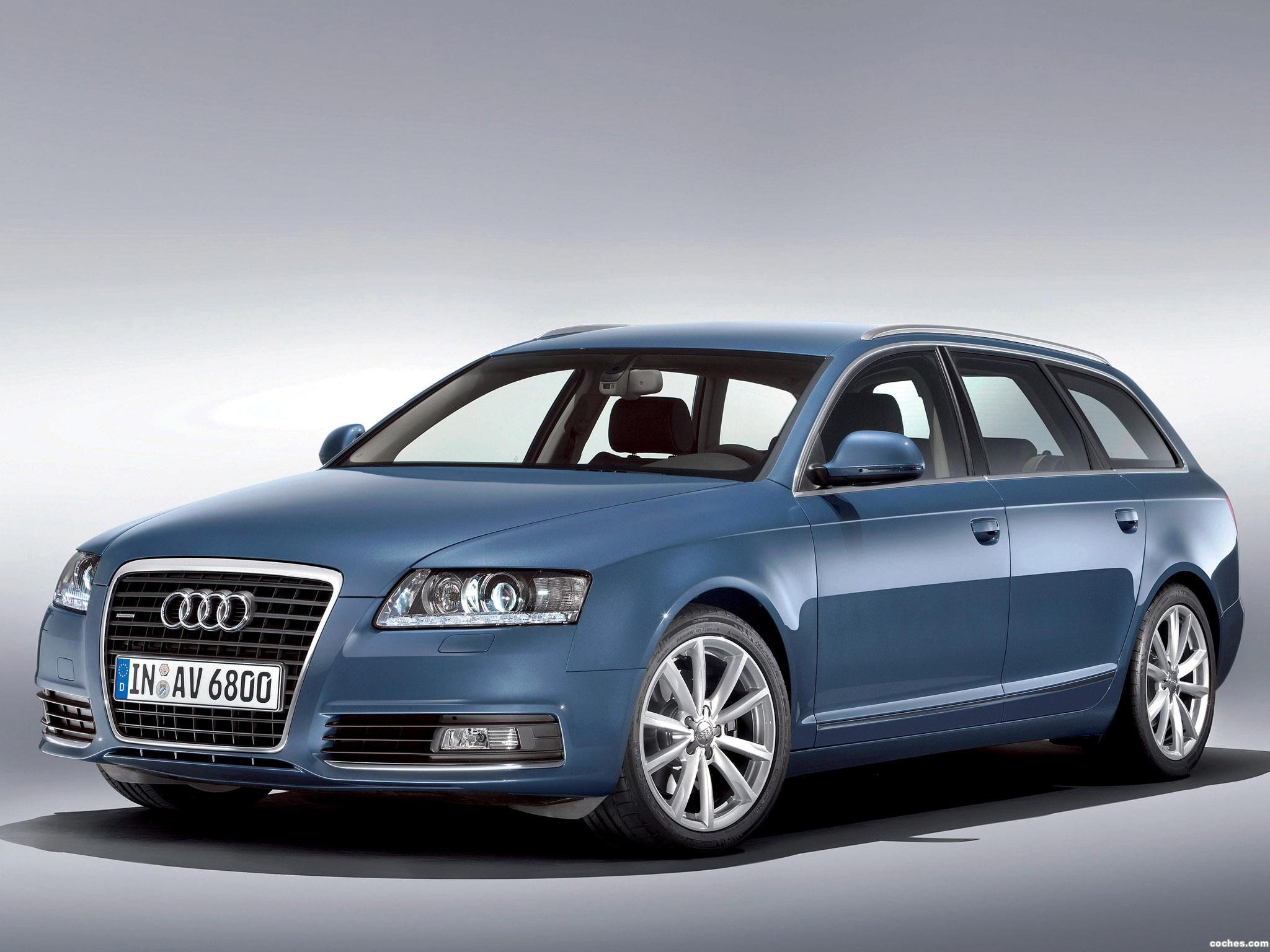 Foto 0 de Audi A6 Avant 2009