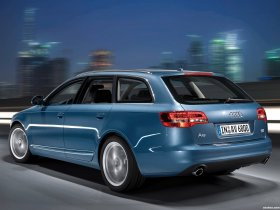 Ver foto 8 de Audi A6 Avant 2009