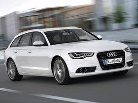 Fotos de Audi A6 Avant 3.0 TDi 2011