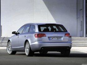 Ver foto 7 de Audi A6 Avant Quattro 2005