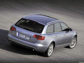 Ver foto 6 de Audi A6 Avant Quattro 2005