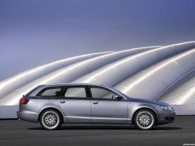 Ver foto 5 de Audi A6 Avant Quattro 2005
