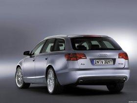 Ver foto 4 de Audi A6 Avant Quattro 2005