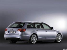 Ver foto 3 de Audi A6 Avant Quattro 2005