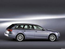 Ver foto 2 de Audi A6 Avant Quattro 2005