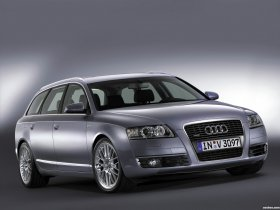 Fotos de Audi A6 Avant Quattro 2005